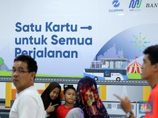 Tarif Rata-Rata MRT Jakarta Rp 8.500, JK: Ini Jalan Tengah