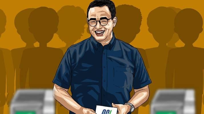 Mau Naik MRT Jakarta? Simak Jadwalnya