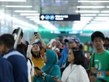 Sah! Tarif Rata-rata MRT Jakarta Rp 8.500, LRT Rp 5.000