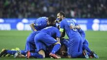 FOTO: Italia dan Spanyol Menang di Kualifikasi Piala Eropa