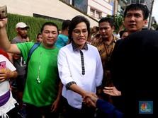 Sri Mulyani: Tarif PPh Badan Bisa Turun, Tapi...