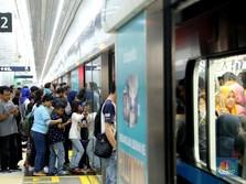 Tarif 'Diketok', MRT Jakarta Balik Modal 48 Tahun Lagi?