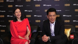 VIDEO: Tawa Vivian Hsu-David Wang Disatukan 'Dream Raider'