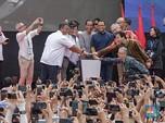 Resmikan MRT Jakarta, Jokowi: Sebuah Peradaban Baru Dimulai