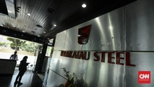 Krakatau Steel Pastikan Kinerja Tak Terpengaruh Kasus Korupsi
