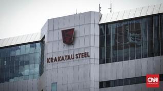 Bantah PHK, Krakatau Steel Alihkan Karyawan ke Anak Usaha