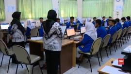 VIDEO: Siswa SMK Mulai Menghadapi Ujian Nasional