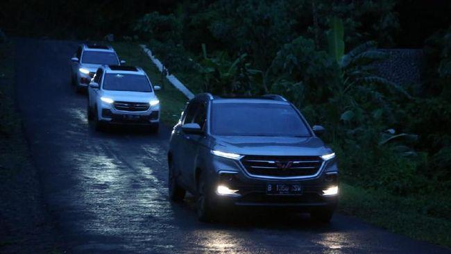 Cerita 426 Km Bersama SUV Almaz