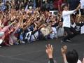 Survei: Tingkat Kepuasan Publik ke Pemerintah Jokowi Menurun
