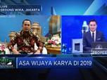Target Kontrak Baru WIKA Rp 61 Triliun di 2019