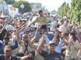 Di Papua, Prabowo Teringat Pesan 'Bela Rakyat Paling Miskin'