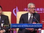 CEO Apple Dorong Keterbukaan Ekonomi China