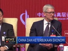 CEO Apple Dorong Keterbukaan Ekonomi China