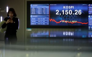 The Fed & ECB Bawa Bursa Saham Asia ke Zona Hijau
