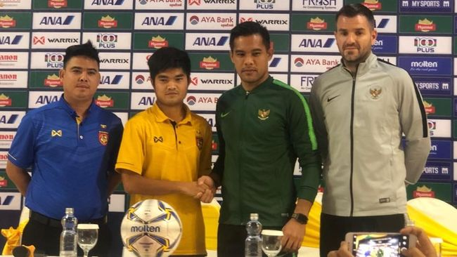Live Streaming Myanmar vs Timnas Indonesia di FIFA Matchday