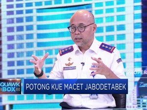 BPTJ Desak Pemprov DKI Tetapkan Tarif ERP