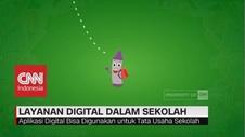 Layanan Digital dalam Sekolah