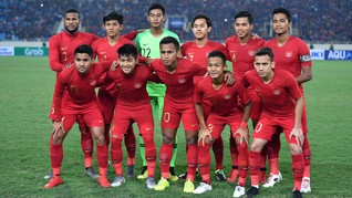 Daftar Pemain Timnas Indonesia U-23 ke SEA Games 2019