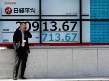 Terimbas Rekor di Wall Street, Bursa Tokyo Dibuka Menguat