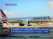 American Airlines Perpanjang Masa Grounded Max 8
