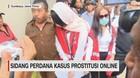 Sidang Perdana Kasus Prostitusi Online Vanessa Angel