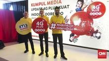 Indosat Gelontorkan Rp10 T Perluas Jaringan 4G Tahun Ini