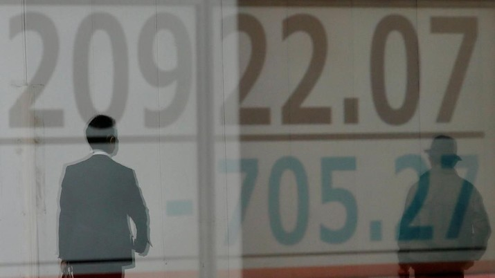 The Fed Masih Kalem, Bursa Saham Asia ke Zona Hijau