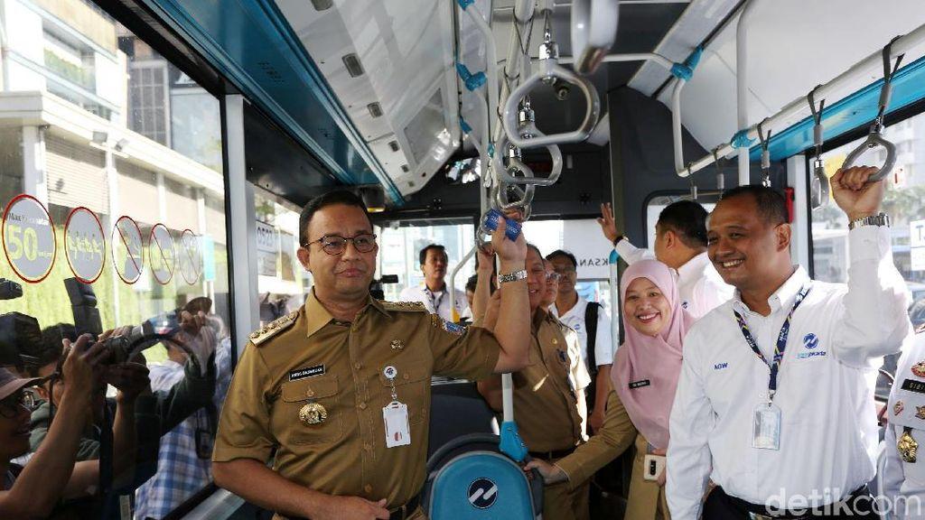 Anies: Jangan Tentukan Harga MRT Mikir 17 April