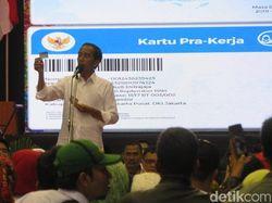 Ini Dia Kategori Pengangguran Dapat 'Gaji' dari Jokowi