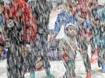 Main Salju di Bekasi, Ini Harga Tiket Masuk Trans Snow World