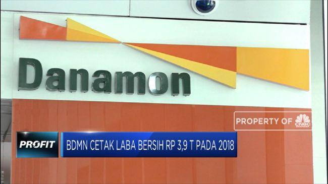 BDMN Resmi Merger dengan BNP, Saham Danamon Dilepas Asing Rp 22 M