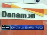 Resmi Merger dengan BNP, Saham Danamon Dilepas Asing Rp 22 M