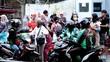 DPR Pertimbangkan GoRide & GrabBike Cs Jadi Angkutan Umum