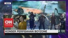 Konser Perpisahan Boyzone