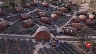 VIDEO: Tamu Hotel di Meksiko Diperlakukan Bak Anggur