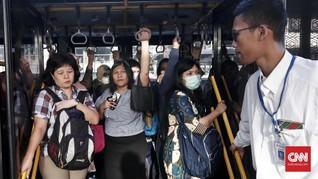 Bus Transjakarta Gratis Pulogebang-Pulogadung Hingga 9 Juni