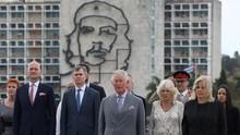 Pangeran Charles, Anggota Kerajaan Pertama yang Lawat Kuba