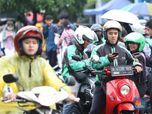 PSBB Corona Larang Ojol Bawa Penumpang, Ini Kata Grab & Gojek