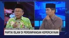 PPP & Partai Islam di Persimpangan Kepercayaan & Moral (3/3)