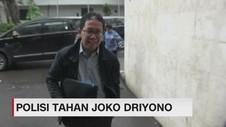 Polisi Tahan Joko Driyono
