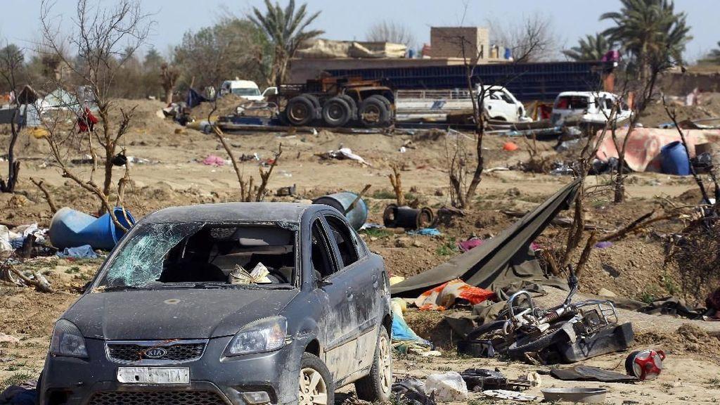 Ini Alasan ISIS Masih Jadi Ancaman Dunia Meski Sudah Kalah Total