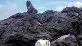 Galapagos terletak di Samudra Pasifik sekitar 1.000 kilometer sebelah barat pesisir Amerika Selatan.(Rodrigo BUENDIA / AFP)