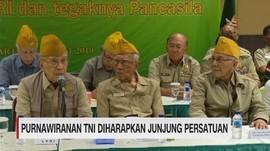 Purnawirawan TNI Diharapkan Junjung Persatuan