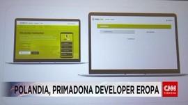 Polandia, Primadona Developer Eropa