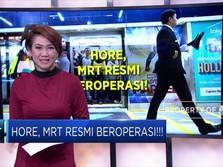 Begini Perbandingan Investasi dan Tarif MRT di ASEAN