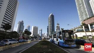 Pakar Soal Transportasi DKI 3 Besar Dunia: Andil Masa Lalu