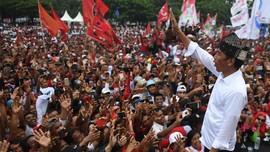 Tim Jokowi Minta Orang Tua Tak Ajak Anak ke Acara Kampanye