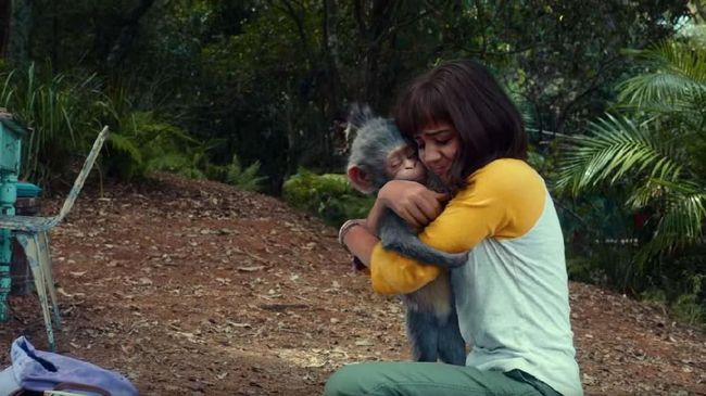 'Dora the Explorer' Mencari Kota yang Hilang di Film Terbaru