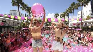 Kelakuan Turis Muda di Miami Mulai Meresahkan Warga