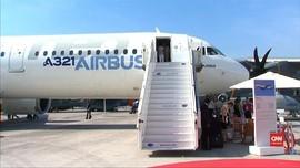 VIDEO: China Borong Pesawat Airbus Usai Larang Terbang Boeing